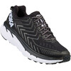 Hoka One One Clifton 4 Running Shoes Women black/white